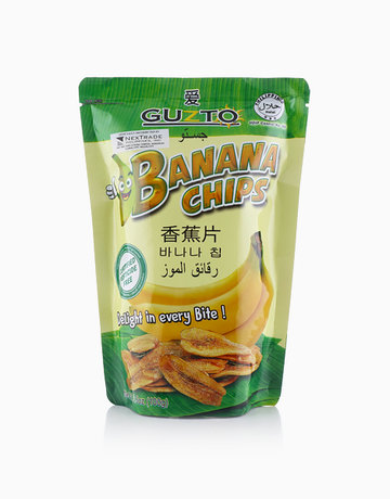 Original Flavor Banana Chips by Guzto