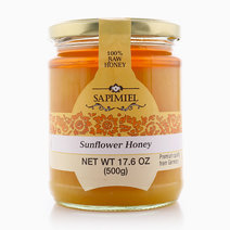 Raw Sunflower Honey (500g) by Sapiemiel
