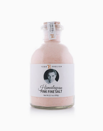 Himalayan Pink Fine Salt (630g) by Todd English