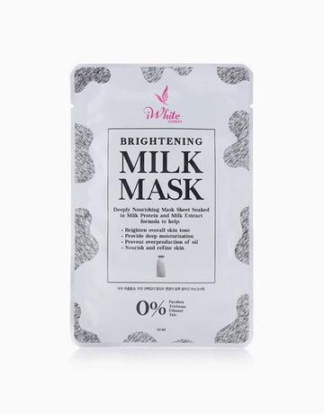 Brightening Milk Mask Sheet by iWhite Korea