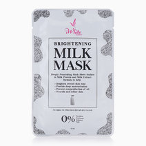 Brightening Milk Mask Sheet by iWhite Korea