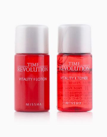 Time Revolution Vitality Miniature Duo Kit by Missha