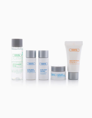 True Skin Curation 5-Step Skincare Kit by Verite