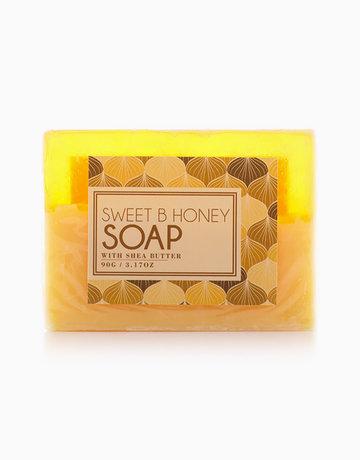 Beauty Frizz Honey Soap by Resveralife