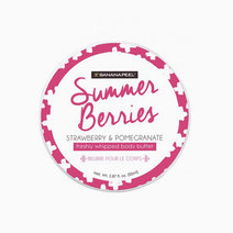 Body Butter by Banana Peel in Summer Berries