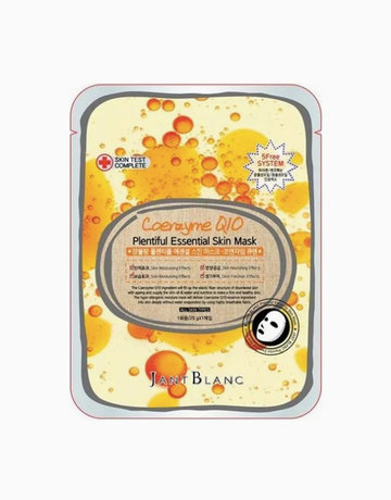 Plentiful Coenzyme Mask by JANT BLANC