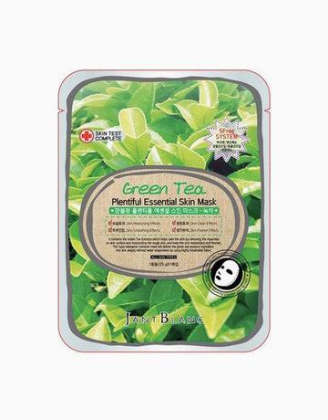 Plentiful Green Tea Mask by JANT BLANC