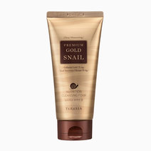 Premium Gold Snail Cleansing Foam by TERESIA