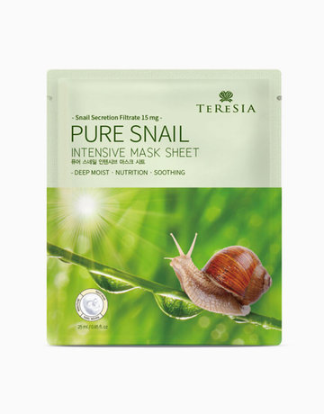 Premium Pure Snail Mask by TERESIA