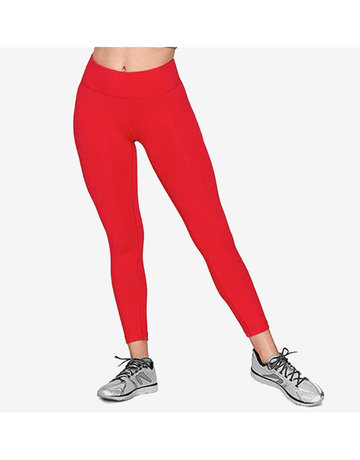 TechSweat 7/8 Flex Leggings in Scarlet by Outdoor Voices