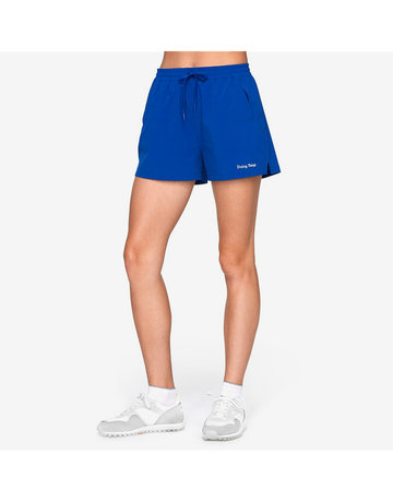Rec Shorts in Blueberry by Outdoor Voices