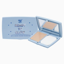 Ready to Glow Anti E-Aging Powder Foundation by Happy Skin