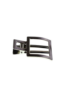 Silver Square Clip by Adorn by MV