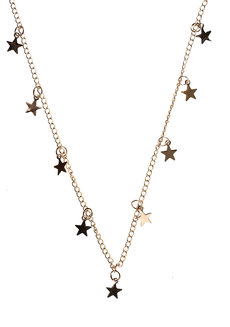 Caper Necklace by Froot in Gold