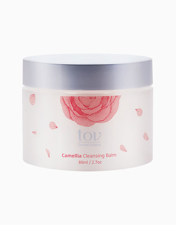 Camellia Cleansing Balm (80ml) by Top of Virtue (TOV)