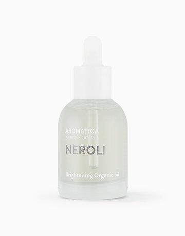 Organic Neroli Brightening Facial Oil by Aromatica
