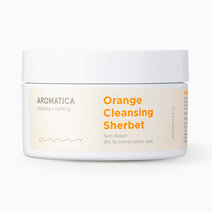 Orange Cleansing Sherbet by Aromatica