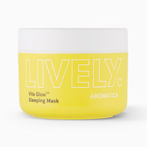 LIVELY Vita Glow™ Sleeping Mask by Aromatica