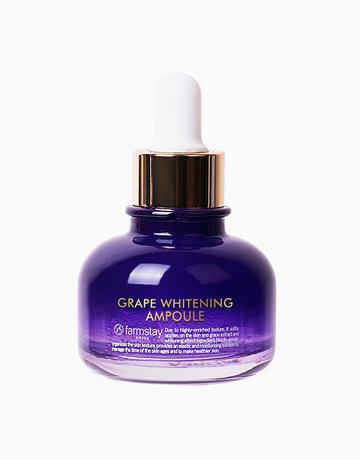Grape Whitening Ampoule by Farmstay