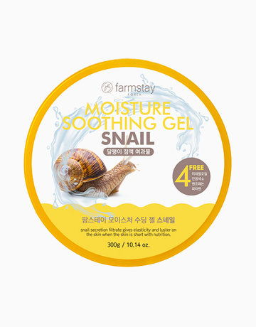 Snail Soothing Gel by Farmstay