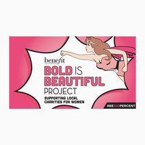 Bold is Beautiful Wax Cards by Benefit