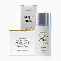 Aqua Placenta Facial Set by Mosbeau