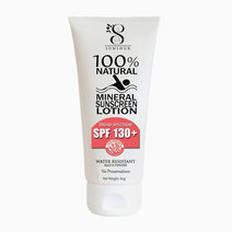 100% Natural Mineral Sunscreen Lotion SPF 130 by Sunshur