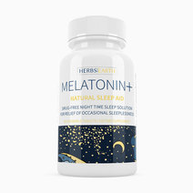 Melatonin+ Sleep Faster by Herbs of the Earth in