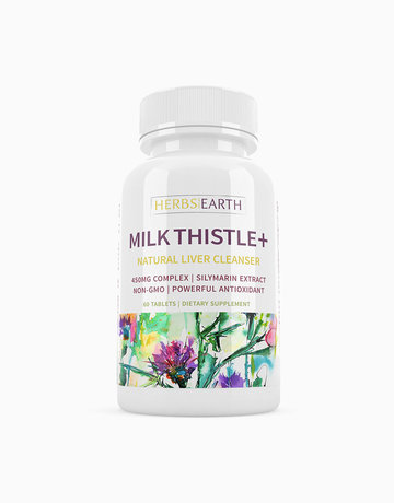 Milk Thistle+ by Herbs of the Earth