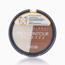Pro Contour Palette by Ministar in #106