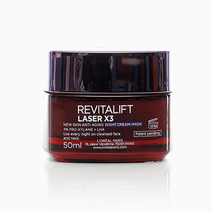 Dermo Expertise Revitalift Laser X3 Night Cream-Mask  by L'Oreal Paris