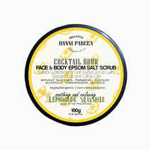 Lemonade Slushie Epsom Salt Scrub (100g) by Danni Parcca in