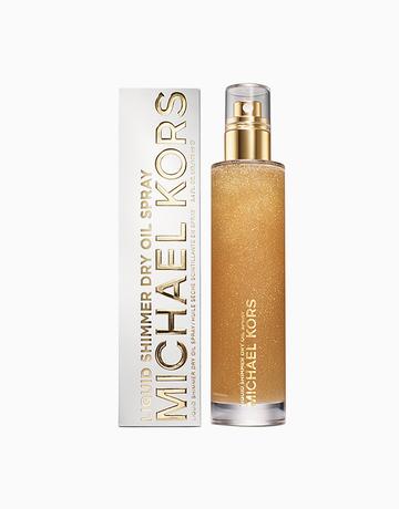 Liquid Shimmer Dry Oil Spray by Michael Kors