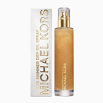 Liquid Shimmer Dry Oil Spray by Michael Kors