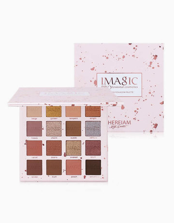 Here I Am 16-Color Eyeshadow Palette by Imagic