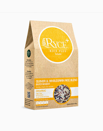 Quinoa & Wholegrain Rice Blend with Buckwheat (500g) by The Healthy Choice Super Foods
