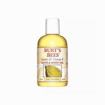 Lemon & Vitamin E Bath & Body Oil by Burt's Bees