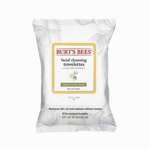 Sensitive Facial Cleansing Towelettes by Burt's Bees in
