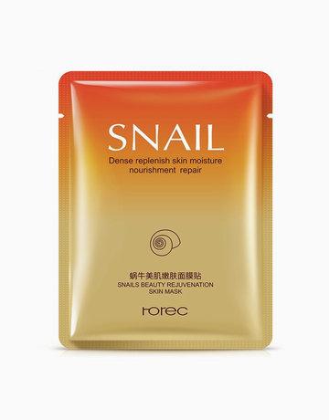 Snail Rejuvenation Mask by Rorec