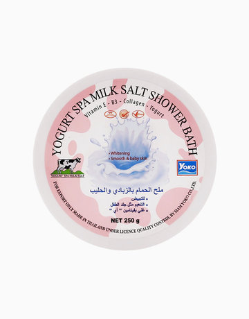 Yogurt Spa Milk Salt Shower Bath by YOKO