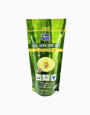 Aloe Vera Spa Salt by YOKO
