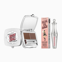 Brow Goals Set by Benefit