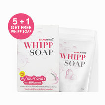 Whipp Soap 5 + 1 Free (Save P295) by SNAILWHITE