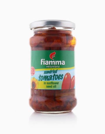 Fiamma Sundried Tomatoes in Sunflower Oil (290g) by Fiamma Vesuviana