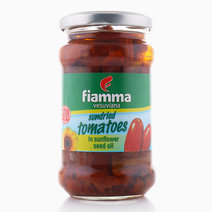 Fiamma Sundried Tomatoes in Sunflower Oil (290g) by Fiamma Vesuviana