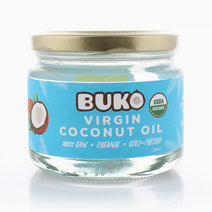Organic Virgin Coconut Oil (300ml) by Buko Foods