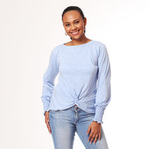 Margarita Knotted Top by Chelsea