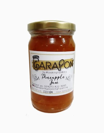 Pineapple Jam (220g) by Garapon by #cookingnipatring