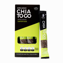 Organic Chia To-GO (10 Sachets) by The Healthy Choice Super Foods
