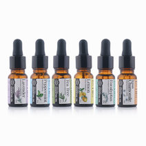 Complete Set of 6 Essential Oils by FAVORI in
